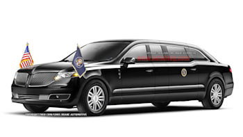 What Will The Next Presidential Limo Look Like Autoblog