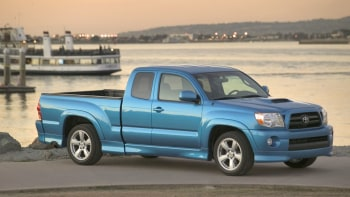 2020 Toyota Tacoma Review Ratings Specs Prices And Photos The