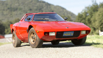 1973 Lancia Stratos makes for a super cool barn find - Autoblog