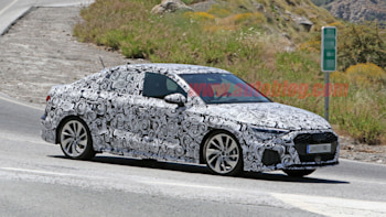 Next Generation Audi S3 A3 Spy Photos Autoblog