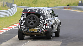 2020 Land Rover Defender to come in three sizes | Autoblog