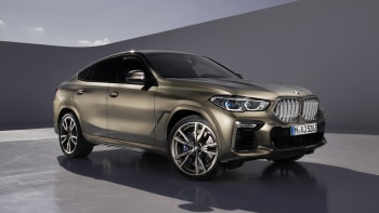 2018 BMW  X6: News, Changes, Specs, Price >> 2020 Bmw X6 Revealed More Distinct From X5 Sibling Autoblog