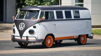 Volkswagen shows electric Type 20 bus concept | Autoblog