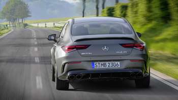 2020 Mercedes Amg Cla 45 Revealed With 382 Horsepower And