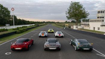 Aston Martin unveils Vantage Heritage Racing Editions | Autoblog