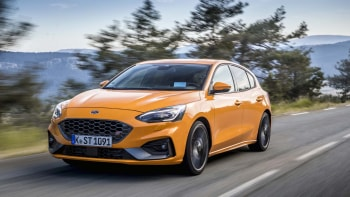 Ford Focus 2020 Review.2020 Ford Focus St First Drive Review Sadly It S Better