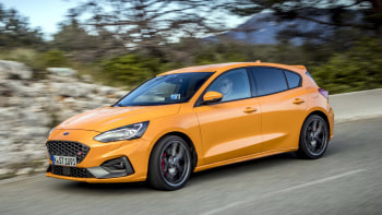2020 Ford Focus St First Drive Review Sadly It S Better Than Ever