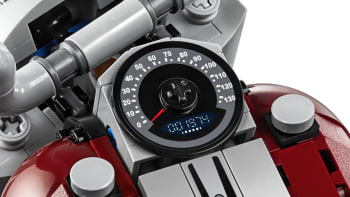 2019 Harley-Davidson Fat Boy turned into a Lego kit | Autoblog