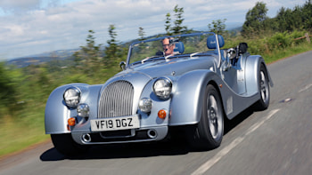 Morgan Plus Six First Drive Review | Impressions, specs, and