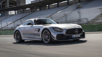 2020 Mercedes Amg Gt R Pro Pricing Announced Autoblog