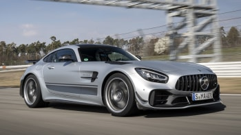 Amg Gt R >> 2020 Mercedes Amg Gt R Pro Pricing Announced Autoblog