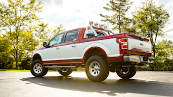 Build A Ford Truck >> Retro Ford F 150 Build From Dealer Aims To Bring Back The