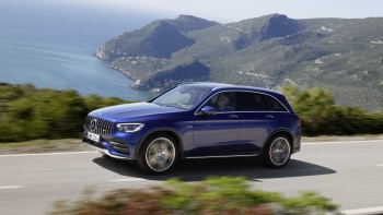 2020 Mercedes-Benz GLC: Update, Changes, More Power, Release >> 2020 Mercedes Amg Glc 43 Picks Up More Horsepower Autoblog