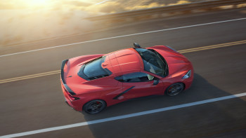 2020 Chevy Corvette Stingray Vs The World How It Compares On Paper