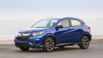 2019 Honda CR-V: News, Updates, Price >> 2019 Honda Hr V Review Price Specs Features And Photos
