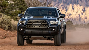 2021 Toyota Tacoma Price, MSRP, Colors >> 2020 Toyota Tacoma Driving Review Offroad At Moab Autoblog