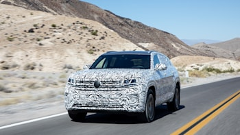 2021 VW Atlas Release Date, Changes, Review, And Specs >> 2020 Vw Atlas Cross Sport Prototype First Drive Review