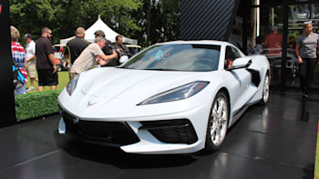 2020 Chevy Corvette Analysis From The Concours D Elegance Of America