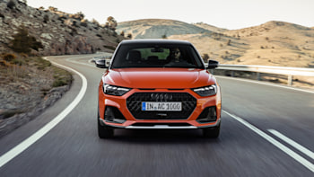 2020 Audi A1 Citycarver Brings Offroad Looks To The City Car Segment