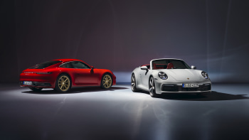 2020 Porsche 911 Carrera Revealed With More Power And