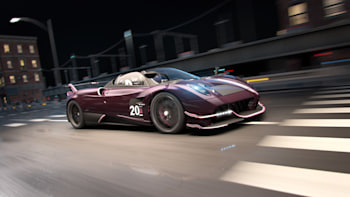 Pagani Huayra BC Roadster breaks cover in 'CSR Racing 2