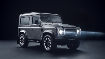 Land Rover Truck >> Land Rover Classic Introduces Defender Performance Upgrade