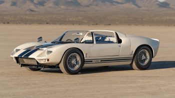 Ford Ford Auction >> The First Ford Gt40 Roadster Prototype Is Going Up For