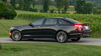 New Cadillac Ct6 >> 2020 Cadillac Ct6 V First Drive Review What S New Specs