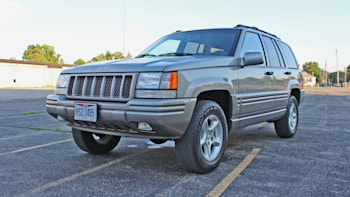 1998 Jeep Grand Cherokee Laredo >> 1998 Jeep Grand Cherokee 5 9 Limited With 42 000 Miles For