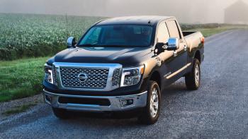 2019 Nissan Titan diesel, regular-cab models being discontinued