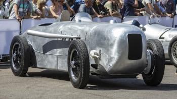 Mercedes-Benz builds lost 1932 SSKL 'Silver Arrow' race car | Autoblog