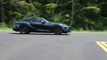 2020 Toyota Supra gets manual transmission from Texas tuner