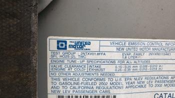 Junkyard Gem: 2002 Chevrolet Prizm | Autoblog