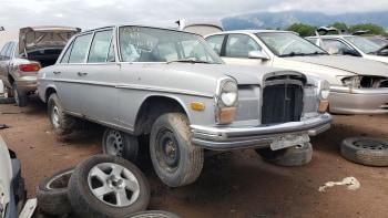 Mercedes Benz Of North Haven Reviews Car >> Junkyard Gem 1971 Mercedes Benz W115 200 Autoblog