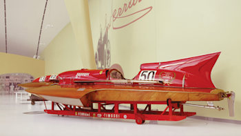 1953 Ferrari Arno XI Racing Boat for sale | Autoblog