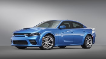 2020 Dodge Charger Srt Hellcat Widebody Daytona 50th
