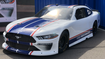 Ford Reveals 2020 Mustang For Nascar S Xfinity Series Autoblog