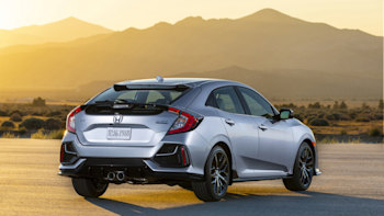 Honda Civic Hatchback 2020 lineup gets another manual
