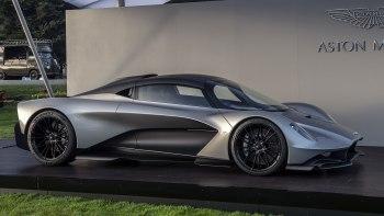 Aston Martin S Revised Valhalla Will Receive A Mercedes Benz Engine Autoblog