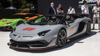Lamborghini unveils Aventador SVJ 63 Roadster and Huracan
