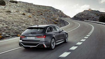 2020 Audi Rs 6 Avant Revealed Will Be Coming To America
