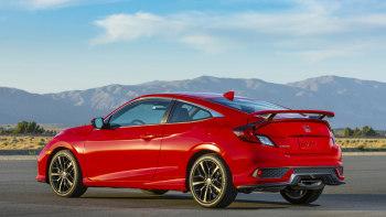 2020 Honda Civic Si Gets Faster Acceleration More Aggressive Looks Autoblog