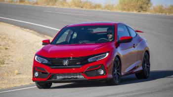 2020 Honda Civic Si returns fewer mpg for better