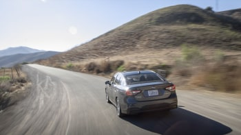 2020 Subaru Legacy First Drive | What's new, safety features