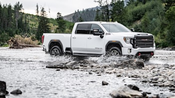 2020 GMC Sierra Heavy Duty First Drive Review | King of the