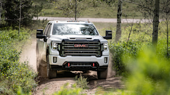 2020 Gmc Sierra Heavy Duty First Drive Review King Of The