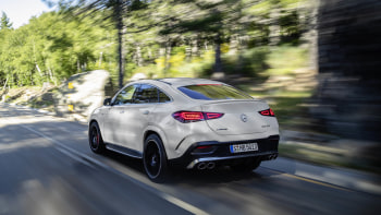 2021 Mercedes-AMG GLE 53 Coupe is here for all the crossover
