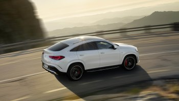 2021 Mercedes Amg Gle 53 Coupe Is Here For All The Crossover