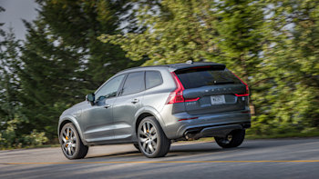 2020 Xc60 T8 Polestar Engineered First Drive Review