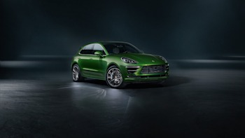 2020 Porsche Macan Turbo Is Back With 434 Horsepower Autoblog